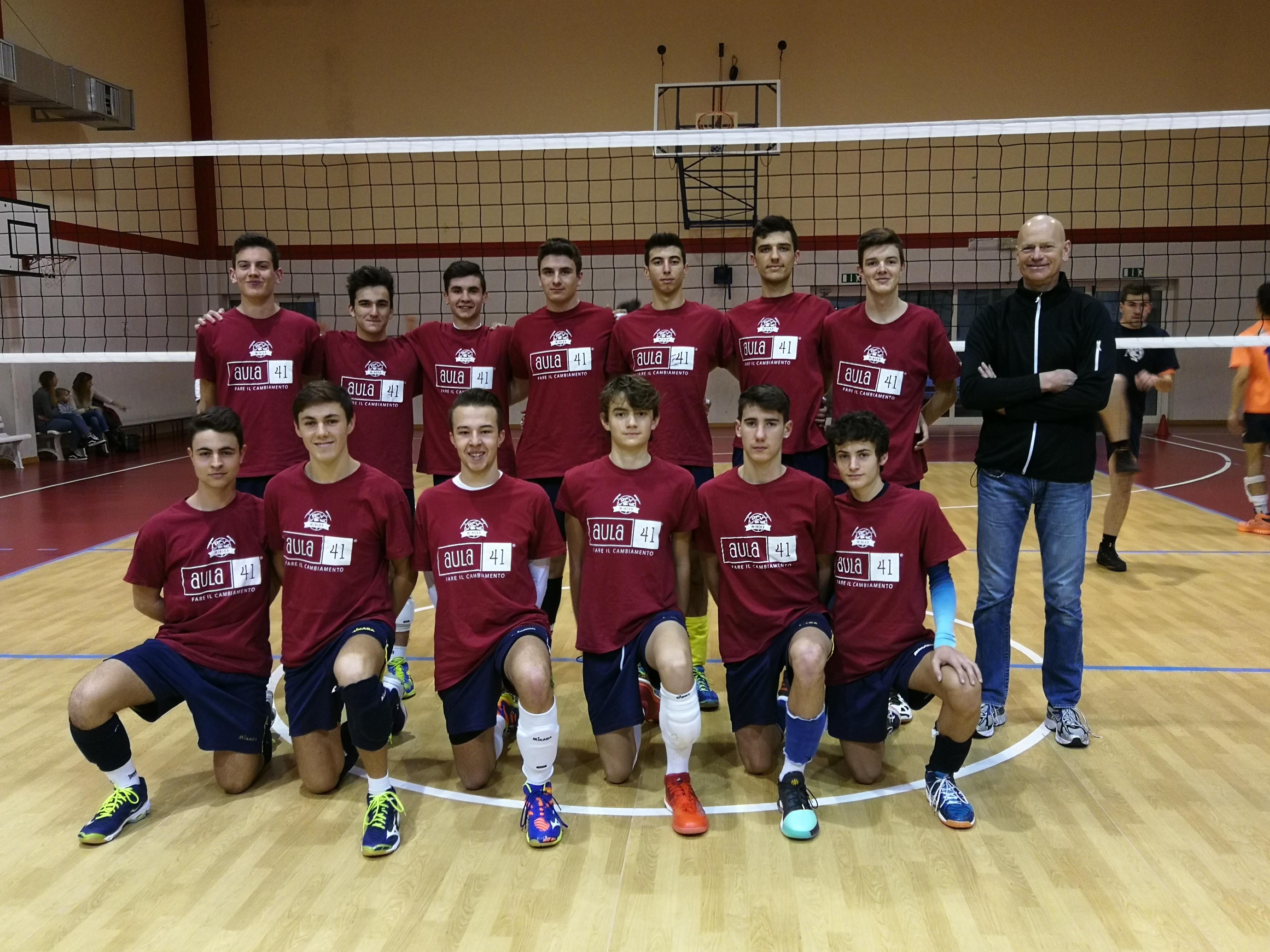 Under 18 - Prima Divisione
